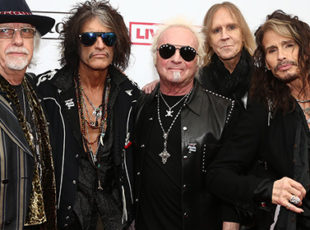 AEROSMITH ANNOUNCE RE-SCHEDULED DATES