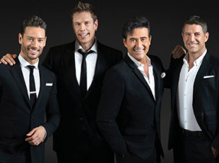CHRISTMAS WITH IL DIVO IS RESCHEDULED TO DECEMBER 2021