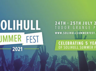 SOLIHULL SUMMER FEST IS SET TO GO AHEAD ON 24TH AND 25TH JULY 2021