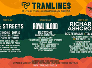 TRAMLINES FESTIVAL TO GO AHEAD ON 23RD – 25TH July 2021