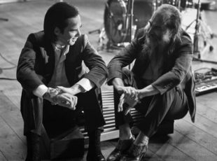 GIG REVIEW: Nick Cave and Warren Ellis
