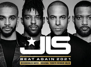JLS ANNOUNCE RE-SCHEDULED DATES FOR UK TOUR